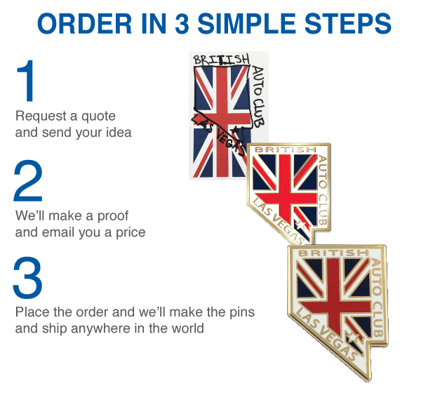 Order Automotive Pins