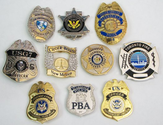 Law Badges