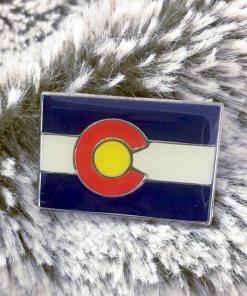 Colorado Flag Pin