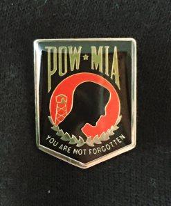 POW-MIA Pin