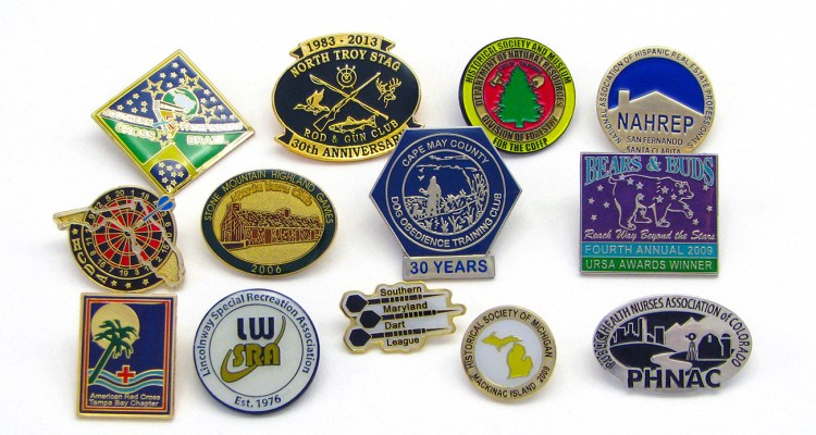 Club Pins