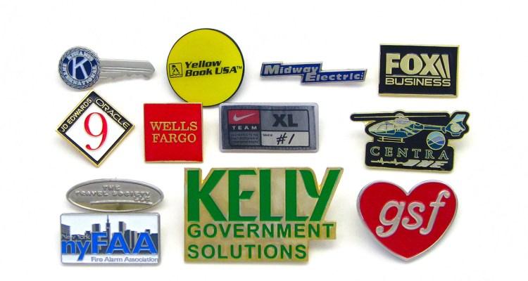 Company Pins