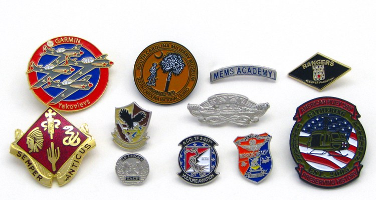 Military Pins