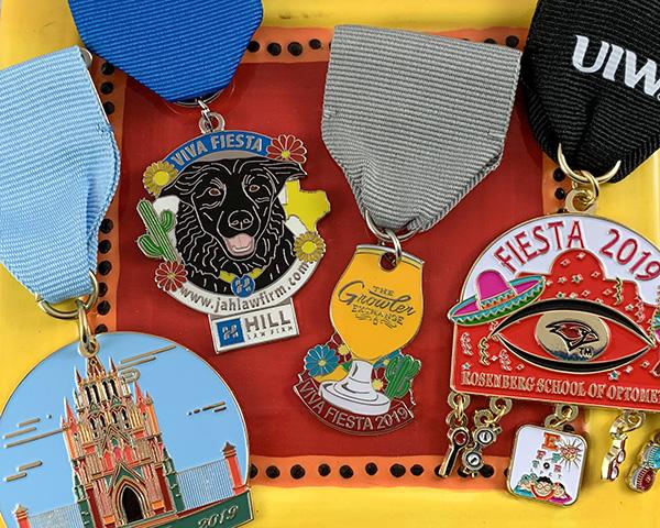 custom fiesta medals 7