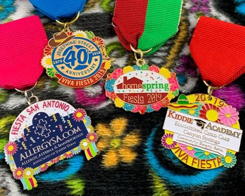 custom fiesta medals 4