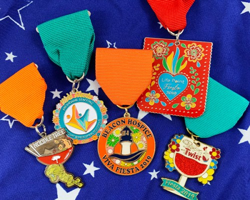 custom fiesta medals 3