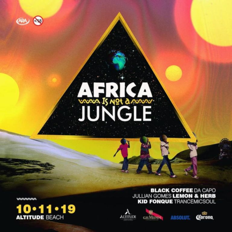 Mixtape Black Coffee Africa Is Not A Jungle Mp3 Download Quality Mixtape