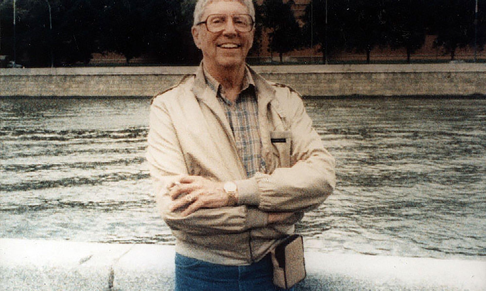 Chuck Rowland In Leningrad photo image