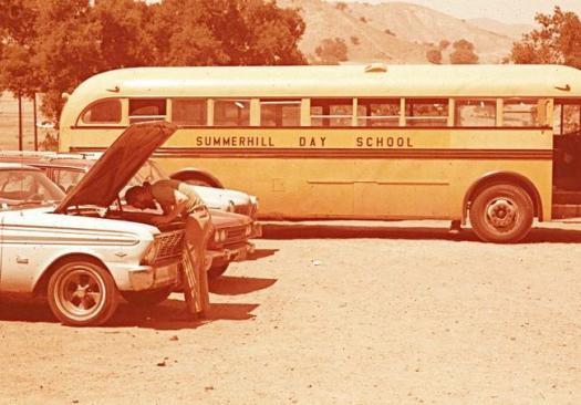 Summerhill School Bus photo
