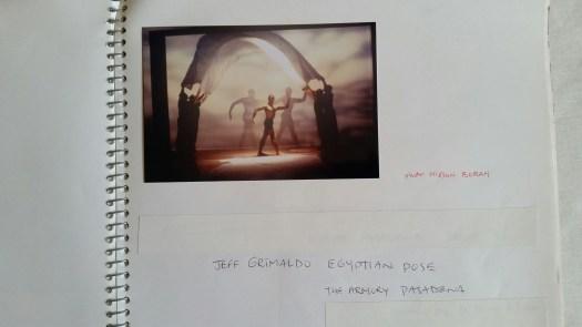 DCK, cloud, veil scene dancer Jeff Grimaldo 1992 Armory