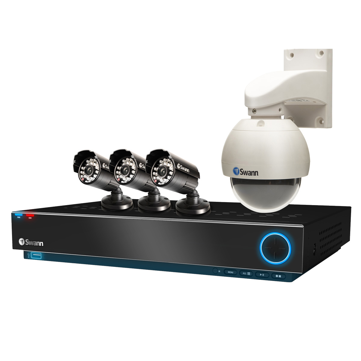 The Shack Wireless Security Camera Systems