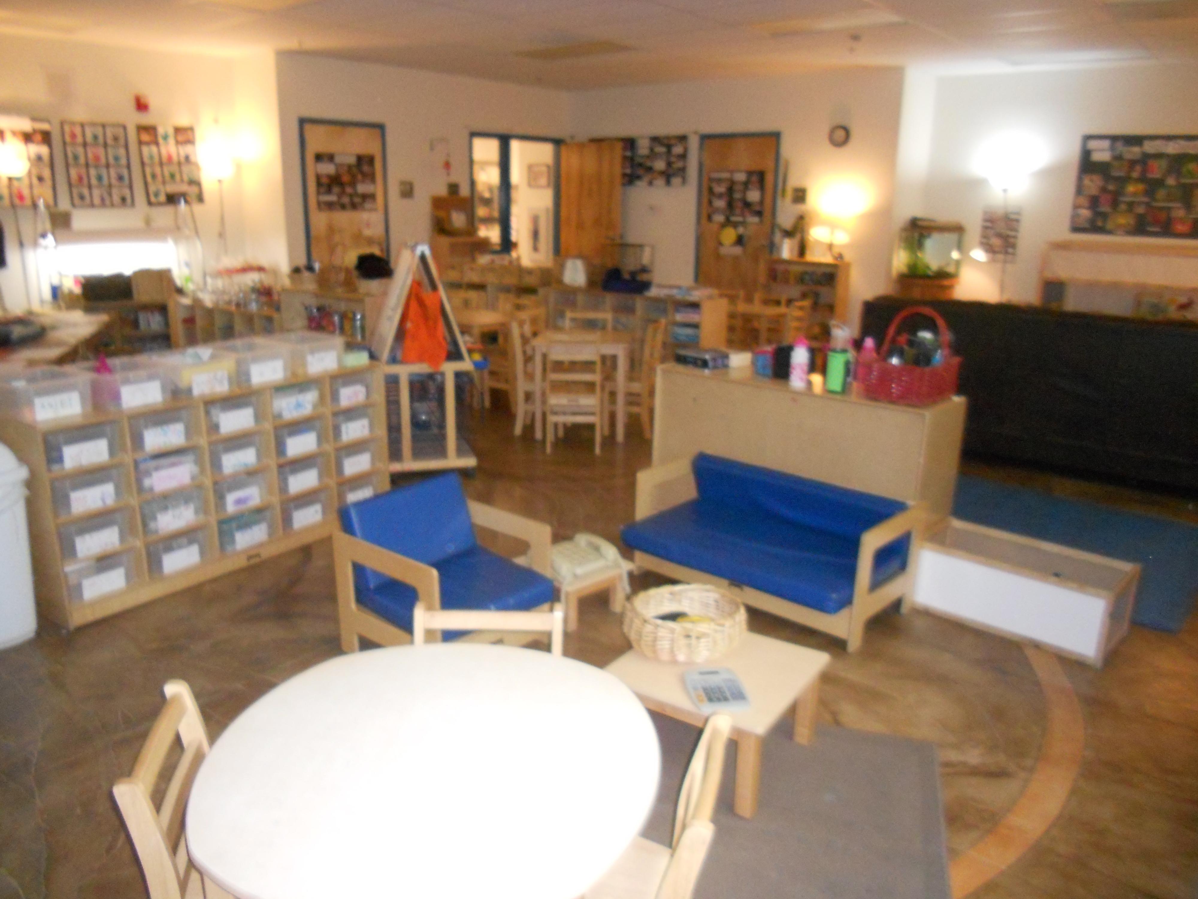 Preschool Environments