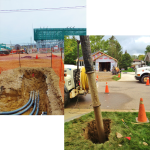 Hydro Excavation - Quality Undergrond Solutions Inc.