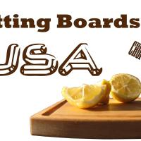 Customizable Solid Maple Wood Cutting Boards Made In Vermont, USA