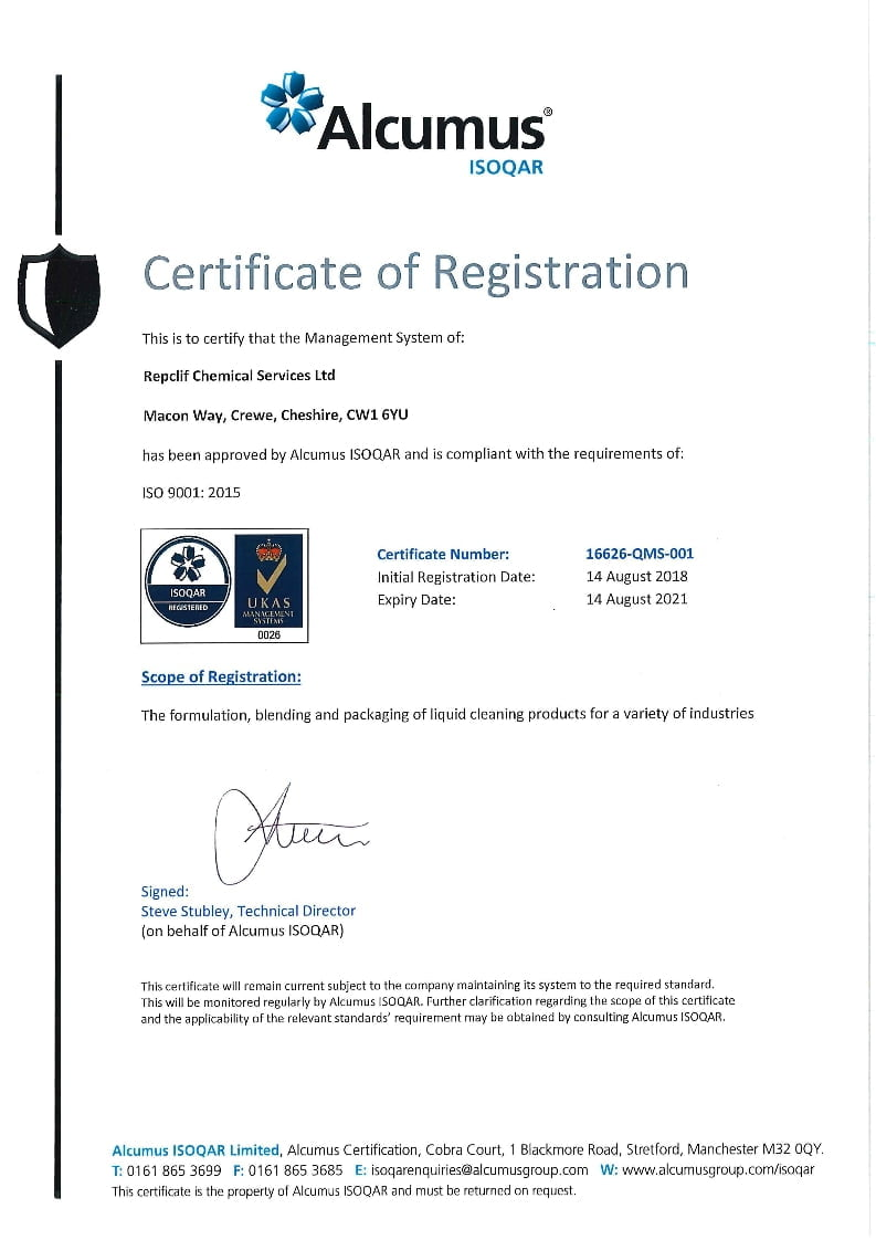 quality management system, iso 9001, certification