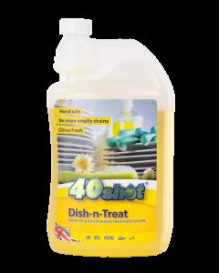 40shot dish n treat dispensing bottle product
