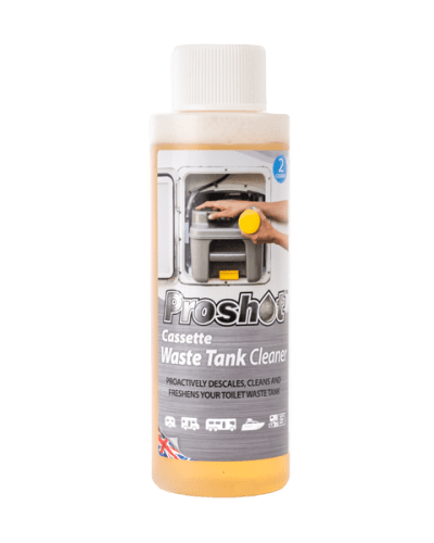 proshot cassette waste tank cleaner product