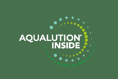 Aqualution Inside Logo
