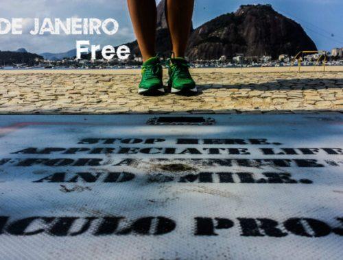passeios gratuitos para fazer no Rio
