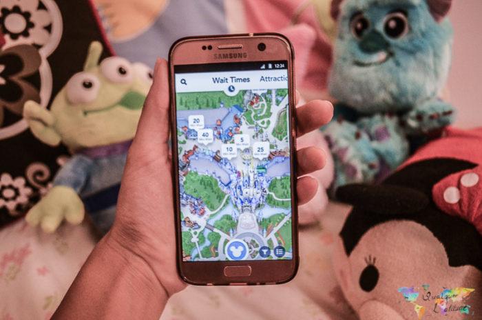 aplicativo da Disney