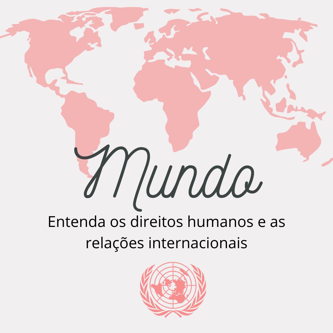 direitos humanos e relações internacionais