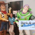 Diário de uma Blueberry- A rotina na Disney