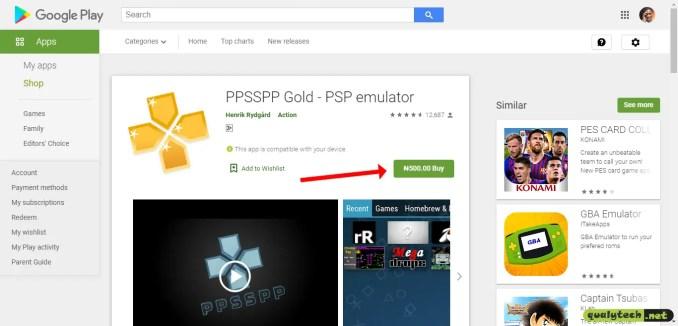 Download PPSSPP Gold – PSP emulator v1.9.2 apk for free on Android