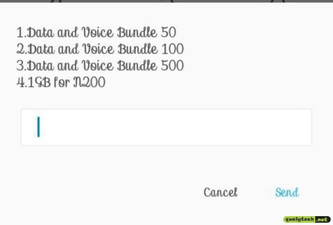 MTN My Offer - Get 1GB for N200