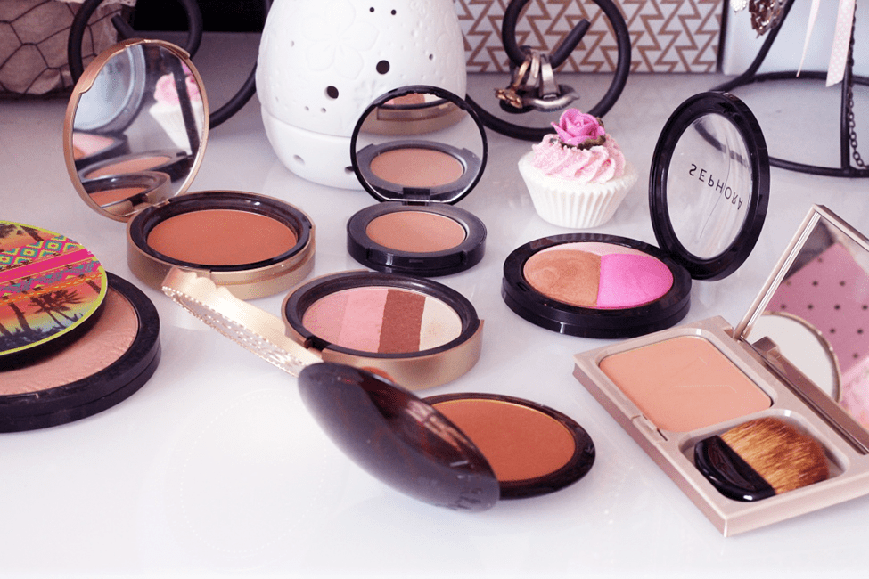 choisir son bronzer collection