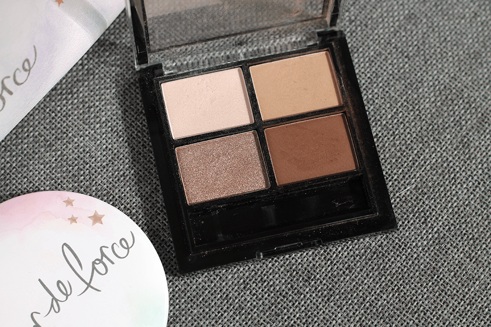 palette cosmic bronze fleur de force x feelunique