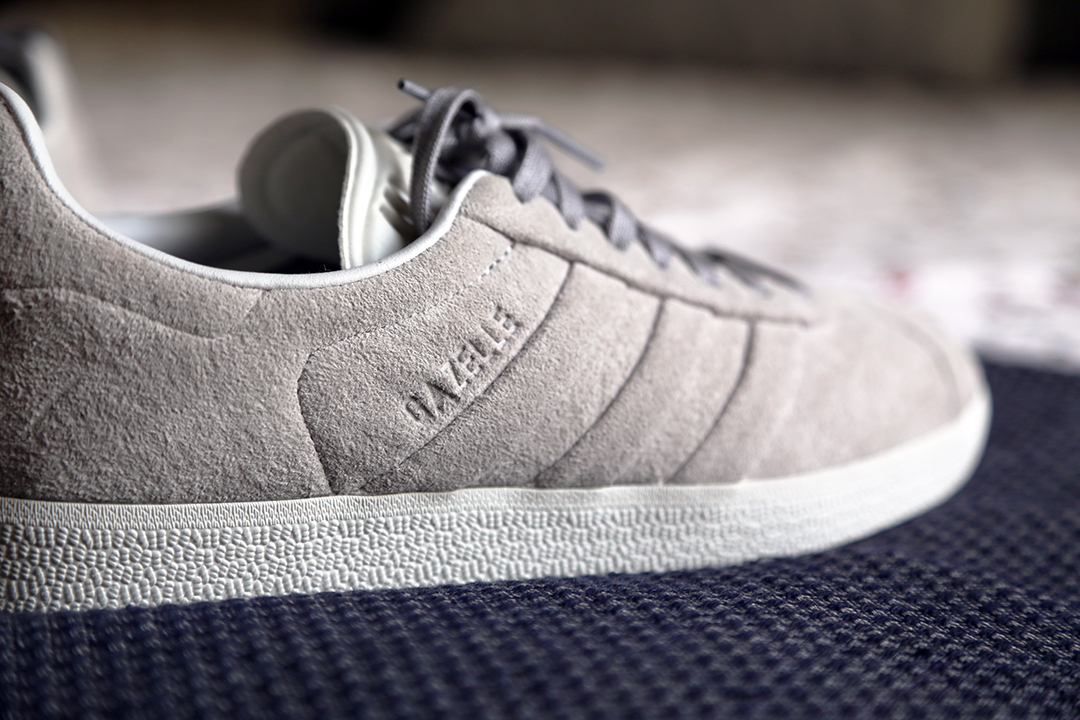 gazelle adidas gris clair footway