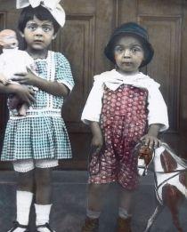 Brasilianer Kinder