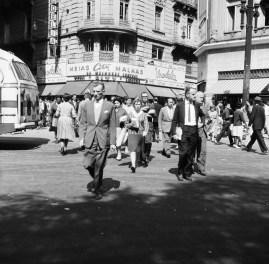 Praça do Patriarca - 1962