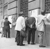 Venda de loteria - 1960