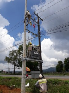 Single Vietnam Two Mounted Transformer