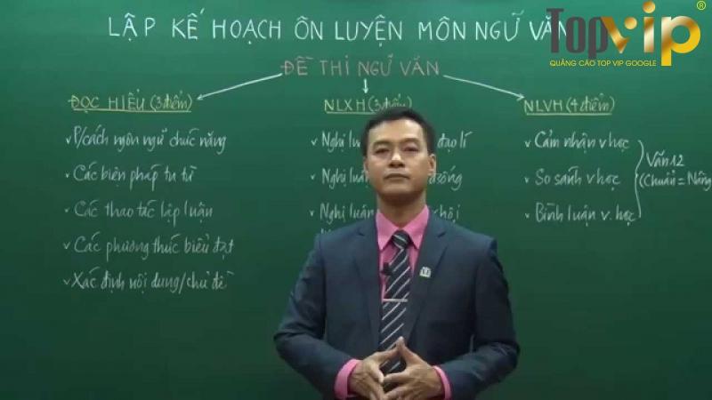 Trung tâm luyện thi thầy Cường