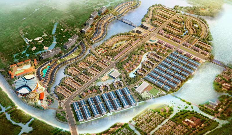 dự án FLC ECO CHARM Đà Nẵng