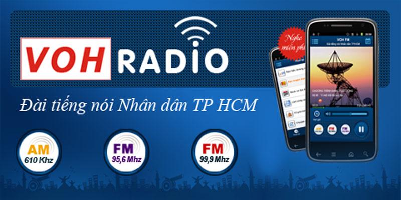Báo giá quảng cáo trên kênh radio VOH – Đài phát thanh TP.HCM