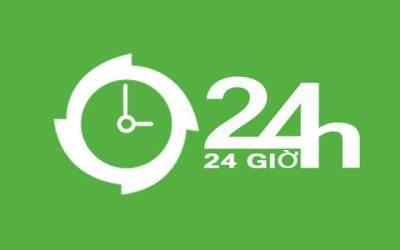 Bảng giá quảng cáo trên báo điện tử 24h – Quảng cáo trên báo 24h