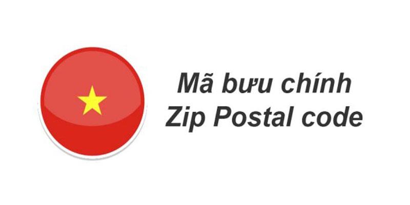 Mã Zip Postal code 63 tỉnh thành Việt Nam cập nhất mới nhất năm 2017