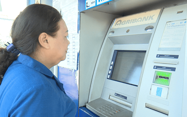 Nhận lương hưu qua tài khoản ngân hàng