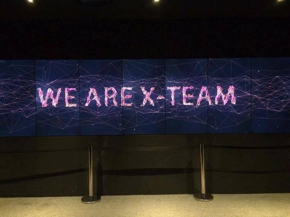 Quản lý nhân sự X-Team (Note – Facebook)