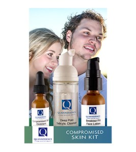 Compromised Skin Kit (3 Products)