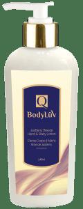 Quannessence BodyLüv JasBerry Breeze Body Lotion (240 ml)