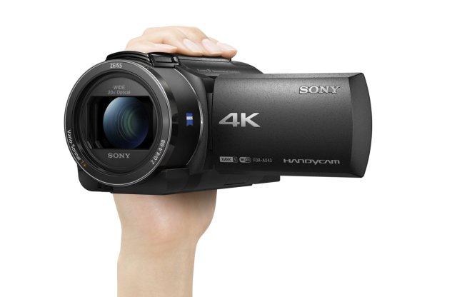 Sony FDR- AX43