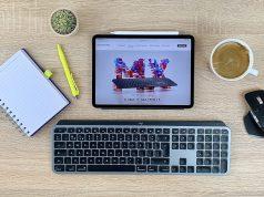 Logitech MX Keys for Mac a MX Master 3 for Mac