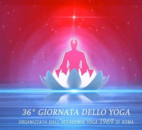 36 Giornata Yoga Roma