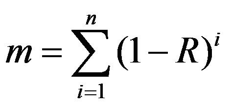 Banking – equations
