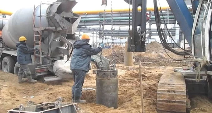 Details of Cast in Situ Concrete Piles and their advantages – Construction  Cost