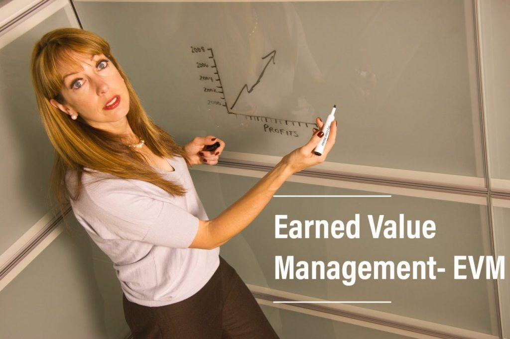 What is Earned value management system (EVM) 1
